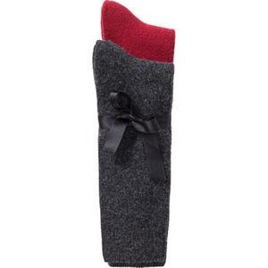 manguun Herren Socken mit Cashmere, 2er-Pack