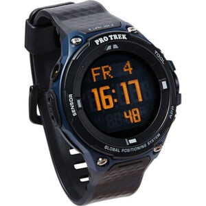 "Casio Herren Touchscreen Smartwatch Pro Trek ""WSD-F20A-BUAAE"""
