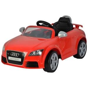Audi TT RS plus - Kinder Elektrofahrzeug, Cabrio, rot