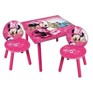 Minnie Maus - Sitzgruppe, 3-tlg.