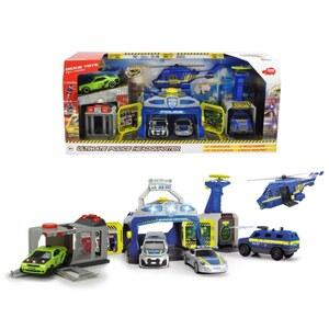 Dickie Toys Ultimatives Polizei Hauptquartier