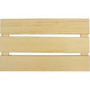 Einlegeboden für Holzkisten