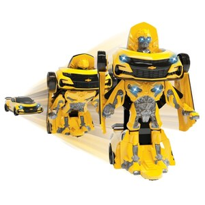 Dickie Toys - Transformers, Robot Fighter Bumblebee