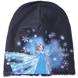 Die Eiskönigin Mütze aus Teddyplüsch