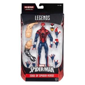 Marvel - Spider-Man: Edge of Spider-Verse, sortiert
