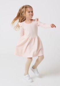 Sweatkleid  rosa Gr. 134 Mädchen Kinder
