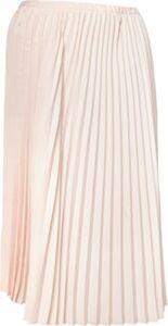 MLSTACIA WOVEN MIDI SKIRT - Röcke* - weiblich rosa Gr. 42 Damen Kinder