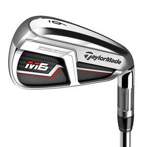 Golf Eisenset M6 Graphit Regular Herren Größe 2 & mittlere Geschwindigkeit