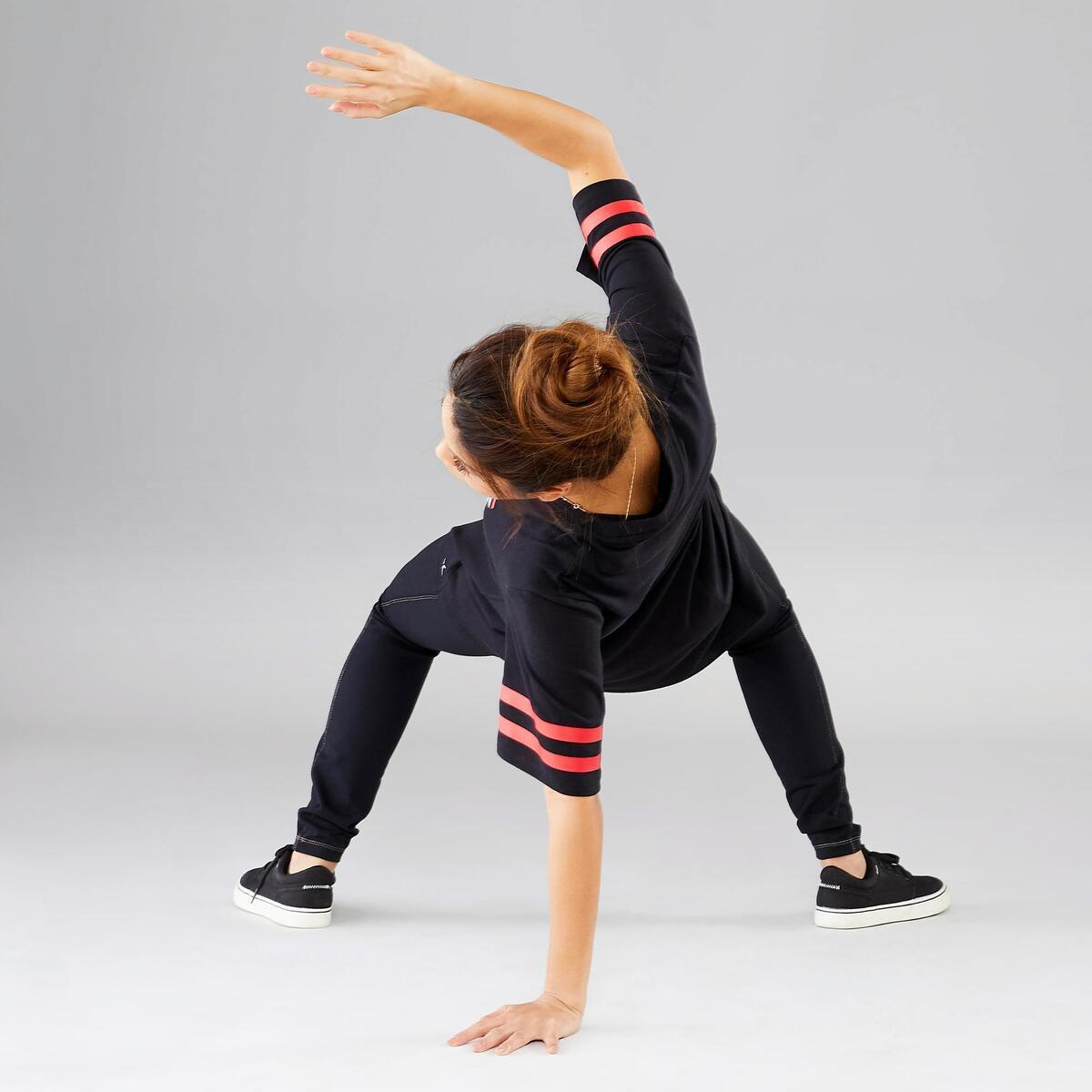 Bild 5 von Tanz-Shirt Street Dance schwarz unisex