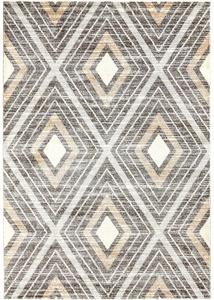 Teppich mit grafischem Muster