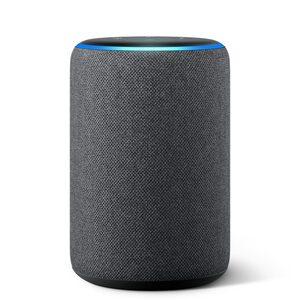 Amazon Echo (3. Generation) smarter Lautsprecher mit Alexa - Anthrazit Stoff
