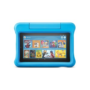 "Amazon Fire Tablet 7 Kids Edition (2019), blau - 7"" IPS-Display, 16 GB Speicher, kindgerechte Hülle"