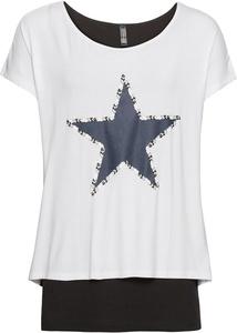 2-in-1-Shirt mit Stern