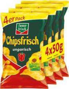 4er-Pack funny-frisch Chipsfrisch