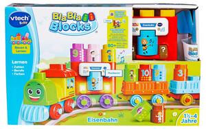 Vtech BlaBlaBlocks Bahn