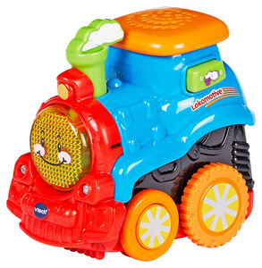 Vtech Tut Tut Baby Flitzer Press & Go Lokomotive