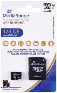 MEDIARANGE  Speicherkarte microSDXC »MR945« 128 GB