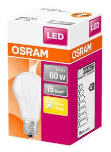 OSRAM  LED-Birne E27 matt