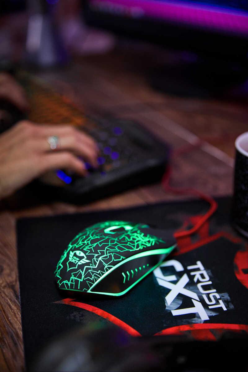 Bild 4 von TRUST  Gaming-Maus »GXT105«