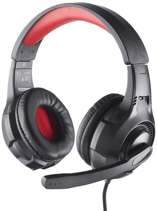 TRUST  							Gaming-Headset »GXT 307«