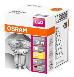 OSRAM  LED-Spot GU10 klar