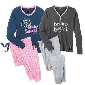 BRUNO BANANI  Damen-Pyjama