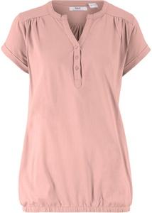 Baumwoll-Shirt, Kurzarm