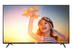 TCL 49DP600,  LED TV, Schwarz