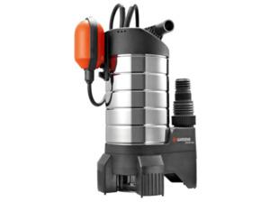 GARDENA 01802-61 Schmutzwasser-Tauchpumpe