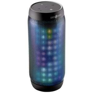 IDEENWELT Bluetooth-Lautsprecher mit Party-Lichteffekt