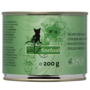 catz finefood No.15 Huhn & Fasan 0.90 EUR/100 g
