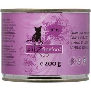 catz finefood No.11 Lamm & Kaninchen 0.90 EUR/100 g
