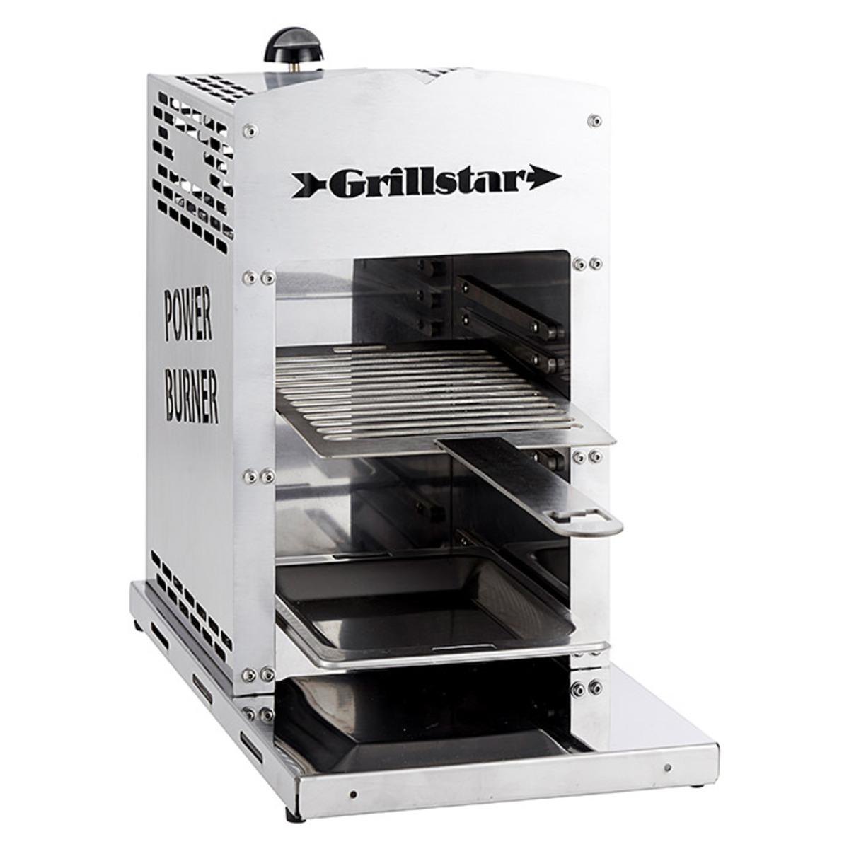 Bild 2 von Grillstar Gasgrill Power Burner