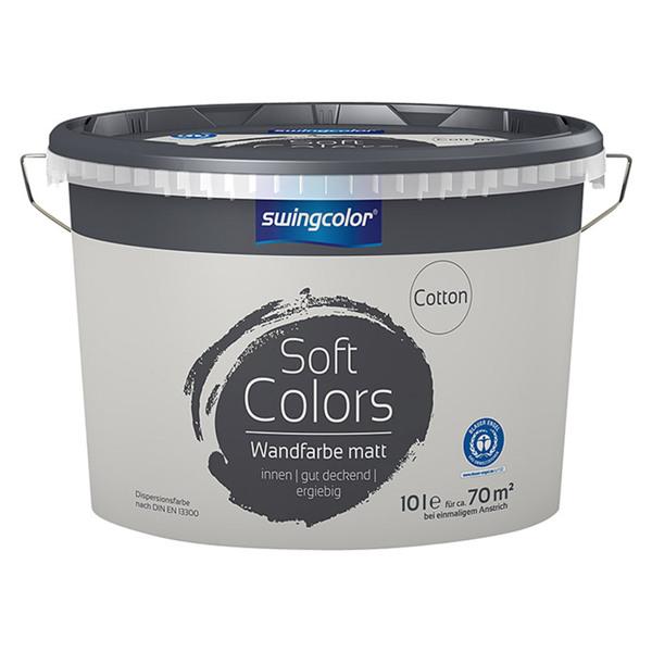 Swingcolor Soft Colors Wandfarbe Von Bauhaus Ansehen