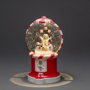 Konstsmide LED-Weihnachtsleuchte Süßigkeitenautomat
