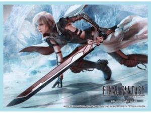 F+F Final Fantasy XIII Lightning Schutzhüllen Schutzhüllen