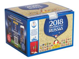 PANINI FIFA WM 2018 Sticker Booster (100 Tüten)