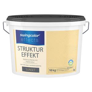 swingcolor effects Strukturfarbe