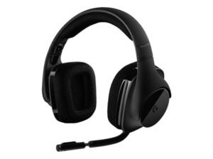 LOGITECH , 981-000634, G533 Gaming Headset in Schwarz