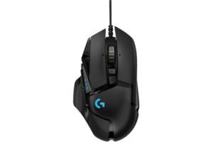 LOGITECH G502 HERO Gaming Maus kabelgebunden in Schwarz online