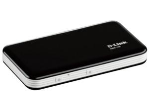 D-LINK HSPA+ Mobile Mobiler Router - , Anthrazit