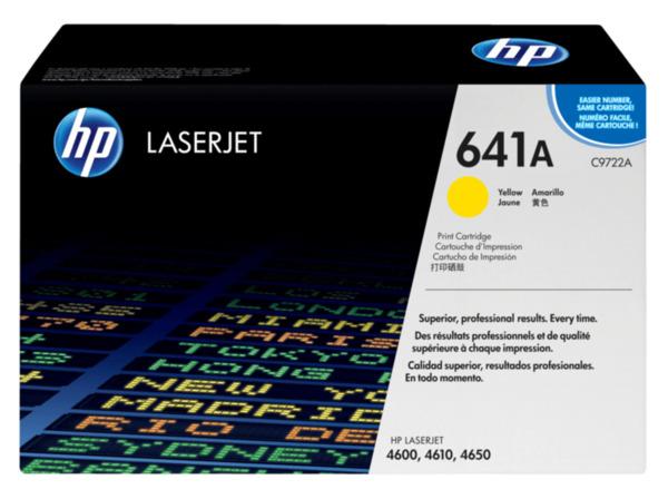 HP 641A SALE: Büromaterialien Toner Gelb online