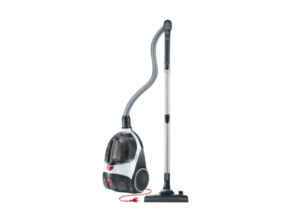 SEVERIN FLOORCARE CY 7086 S`POWER extrem 2.0 Staubsauger in Weiß/Rot
