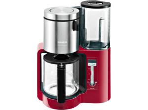 SIEMENS TC86304 Kaffeemaschine mit Glaskanne in Rot