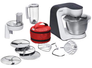 BOSCH MUM50E32DE Küchenmaschine, 800 Watt in Weiß