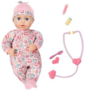 Baby Annabell - Milly Feels Better - Weichpuppe - ca. 43 cm