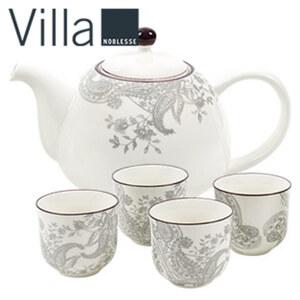 Tee-Set - 5-teilig