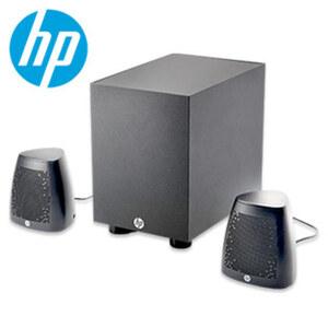 Aktives Lautsprechersystem 400 · Kompaktes 2.1 System · 3,5 mm Klinkenanschluss