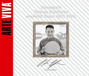 ARTE VIVA Kombiservice »Puro« (16-tlg), Steinzeug, dreieckige Form, vom Sternekoch Thomas Wohlfarter empfohlen