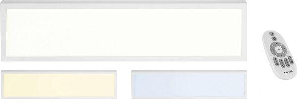 my home LED Panel, dimmbar, inkl. Fernbedienung, mit Farbtemperatursteuerung, 100x25 cm